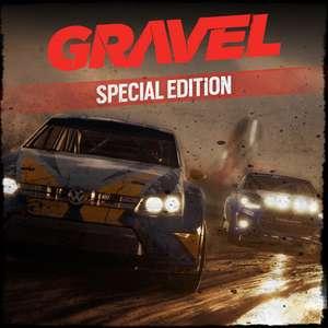 Gravel - Édition Spéciale (jeu + Season Pass) sur PS4 (dématérialisé)