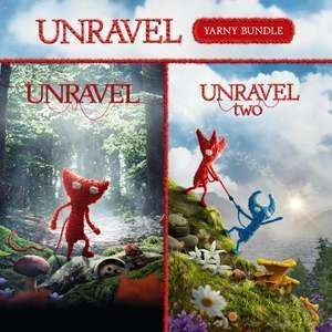 Pack Unravel Yarny : Unravel + Unravel 2 sur PS4 (Dématérialisé)