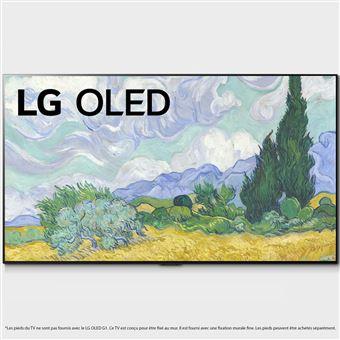 "TV OLED 55"" LG 55G1 - 4K UHD, 100 Hz, HDR10, Dolby Vision IQ & Atmos, Smart TV"