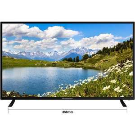"TV 43"" Continental Edison CELED3UHD21B7 - 4K UHD, LED"