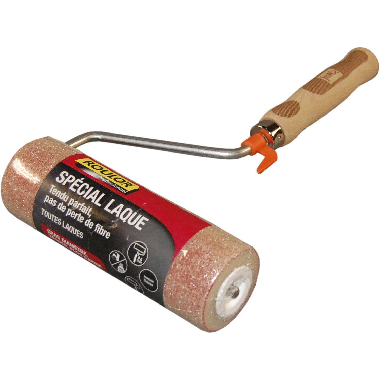 Sélection de produits à 1€ - Ex : Rouleau de peinture Roulor spécial laque (60 mm)