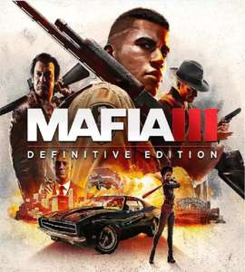 [PS+] Mafia III : Definitive Edition sur PS4 (Dématérialisé)
