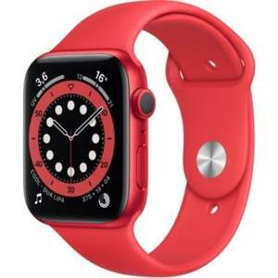 Montre connectée Apple Watch Series 6 (GPS) - 44 mm, Rouge (320.99€ avec RAKUTEN20 + 32.10€ en Rakuten Points)