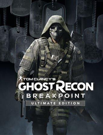 Tom Clancy's Ghost Recon Breakpoint Ultimate sur PC (Dématérialisé)
