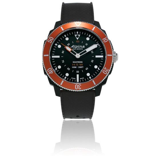 Montre quartz Alpina Seastrong Horological Smartwatch (AL-282LBO4V6)