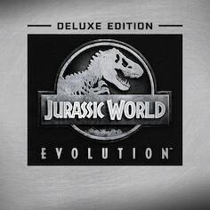Jeu Jurassic World Evolution : Deluxe Edition sur PS4 (Dématérialisé)