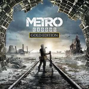 [PS+] Metro Exodus Gold Edition sur PS4 & PS5 (Dématérialisé)