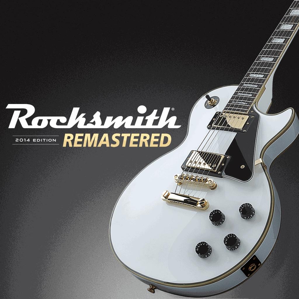 Rocksmith 2014 Remastered sur PC (Dématérialisé - Steam)