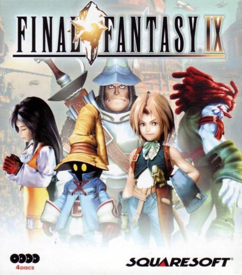Final Fantasy IX sur PC (dématérialisé)