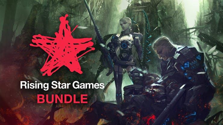 Rising Star Bundle: 6 Jeux PC dont Earth's Dawn, Assault Suilt Leynos... (Dématerialisés - Steam)