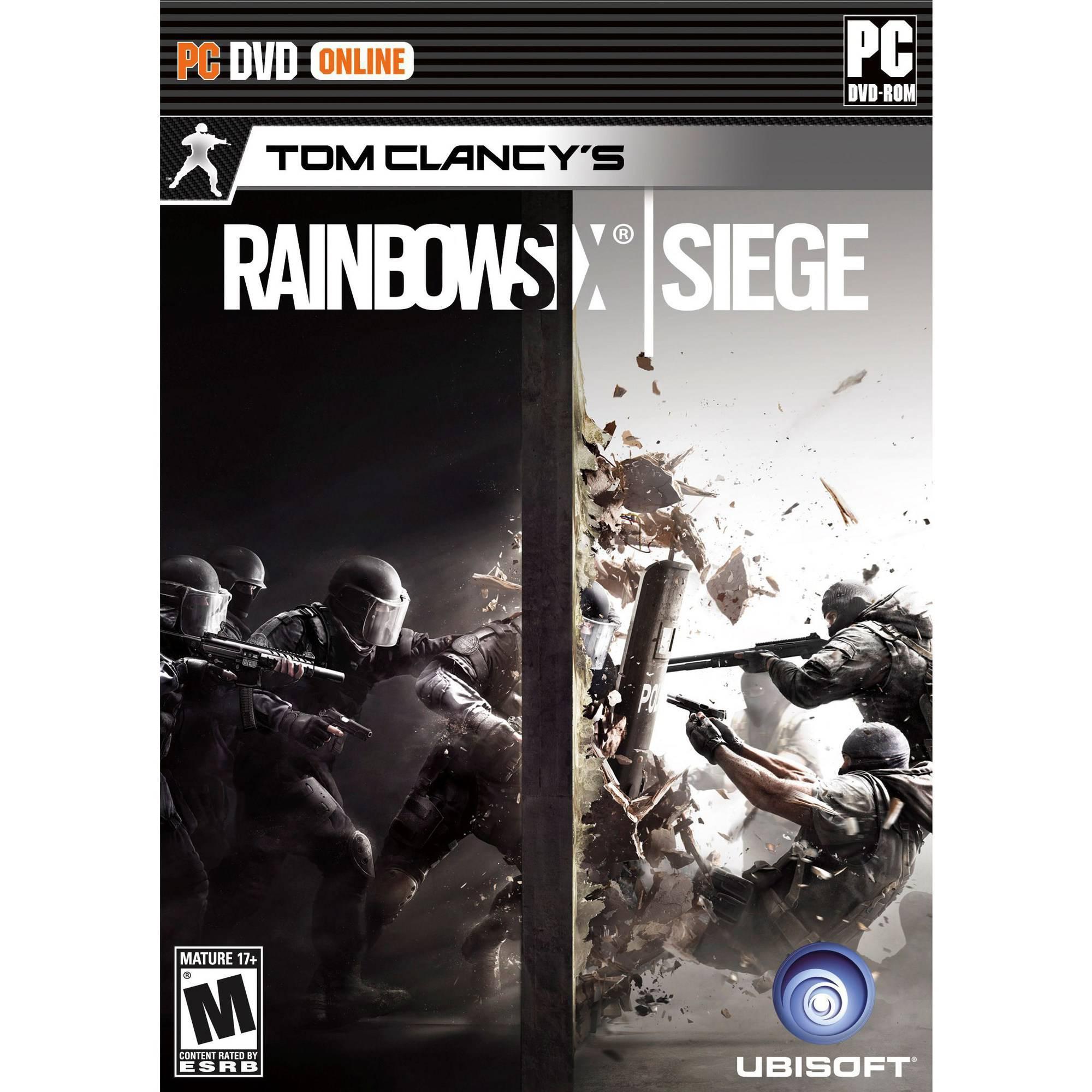 Tom Clancy's Rainbow Six : Siege gratuit sur PC seulement le week-end