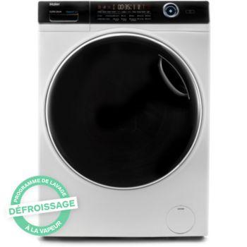 Lave linge hublotHaierSuper Drum Series 7 HW150-BP14986E - 15Kg, 1400tr/mn, classe A (Via ODR 150€)