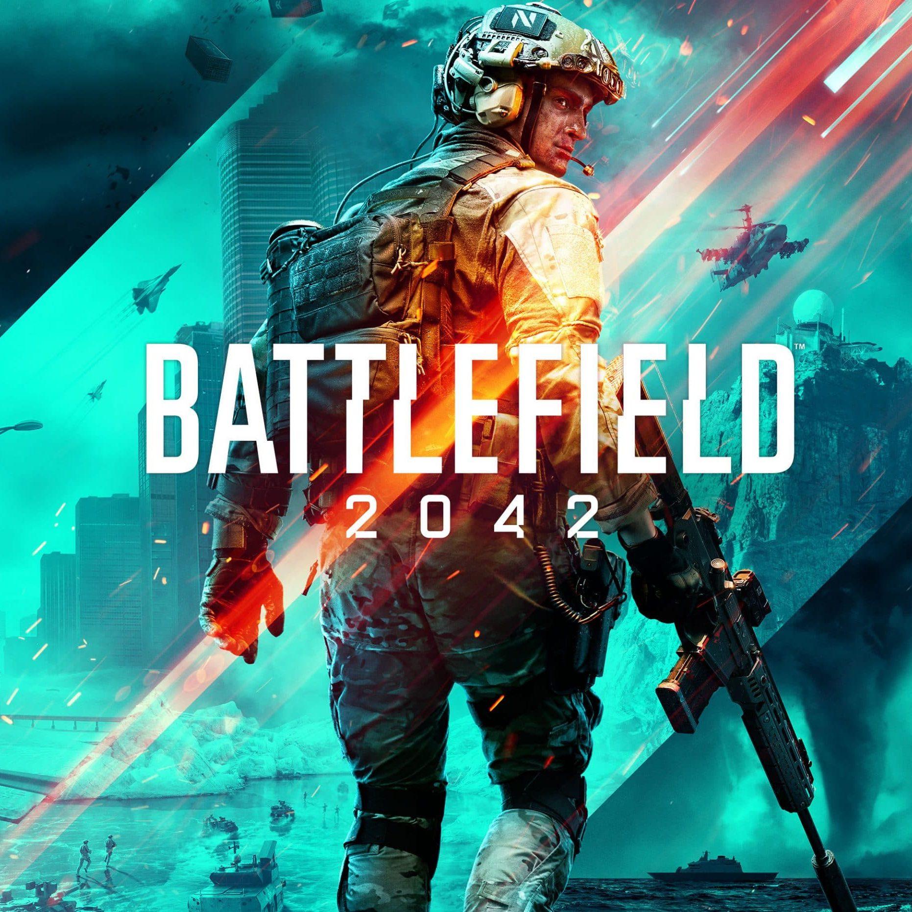 [Pré-commande] Battlefield 2042 sur PC (dématérialisé)