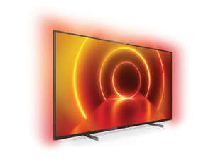 """TV 65"""" Philips 65PUS7805 - 4K UHD, HDR 10+, Dolby Vision, Ambilight, Smart TV"""