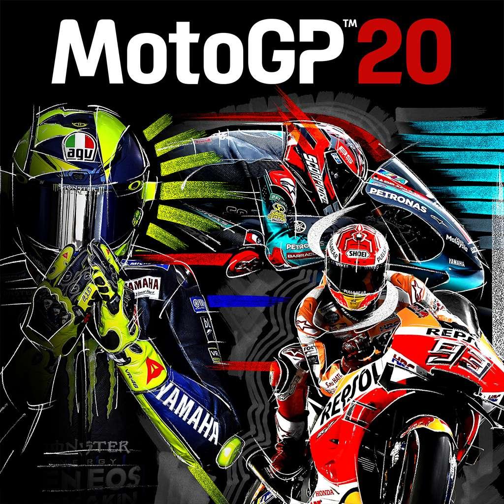 [PS+] MotoGP 20 sur PS4 (dématérialisé)