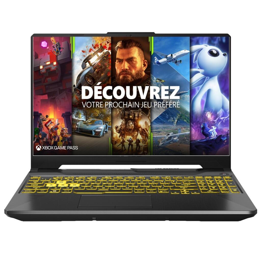 "[Adhérents] PC Portable gaming 15.6"" Asus A15 TUF566QR-HN062T - Full HD 144 Hz, Ryzen 7 5800H, RAM 16 Go, SSD 512 Go, RTX 3070 8 Go, Win 10"