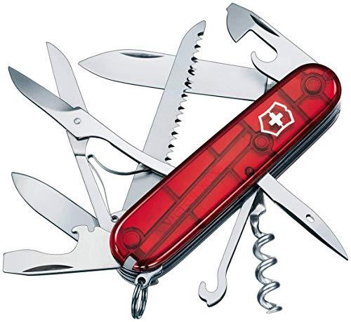 Couteau de poche suisse Victorinox Huntsman - 15 fonctions