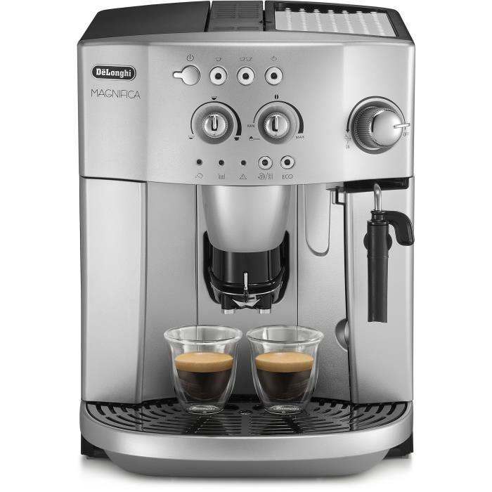 [CDAV] Machine expresso automatique avec broyeur Delonghi Magnifica ESAM4200.S - 1450W, 1.8L, Argent