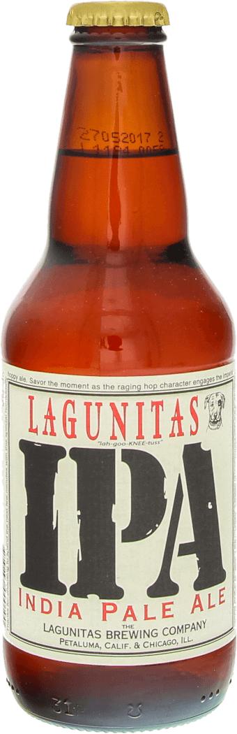 Sélection de bières en promotion - Ex : lot de 3 bières Lagunitas IPA (3x35.5 cl)