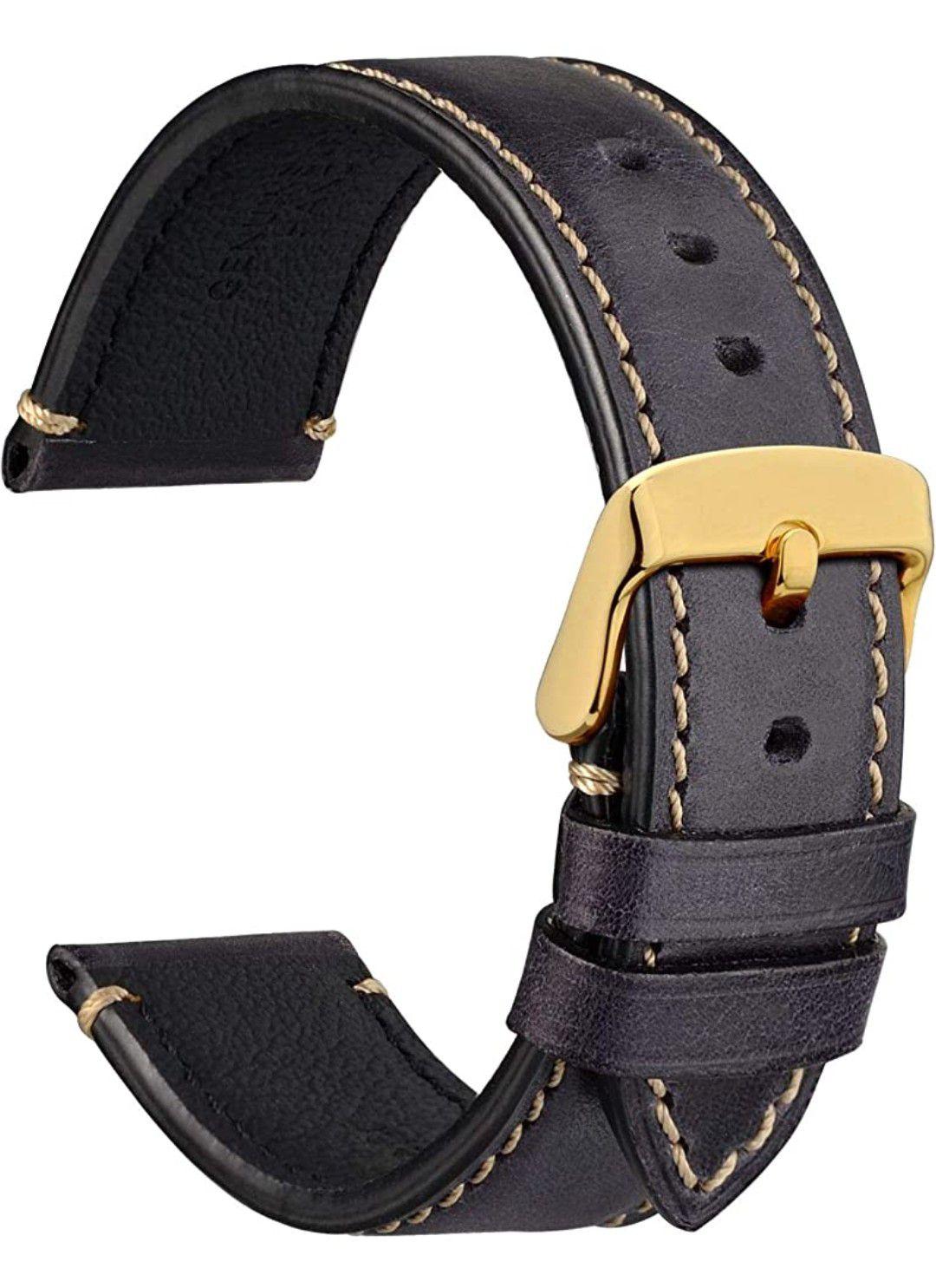 Bracelets montre WOCCI 18/20/24mm - Tailles et couleurs au choix mais limitées (Via coupon - Vendeur tiers)