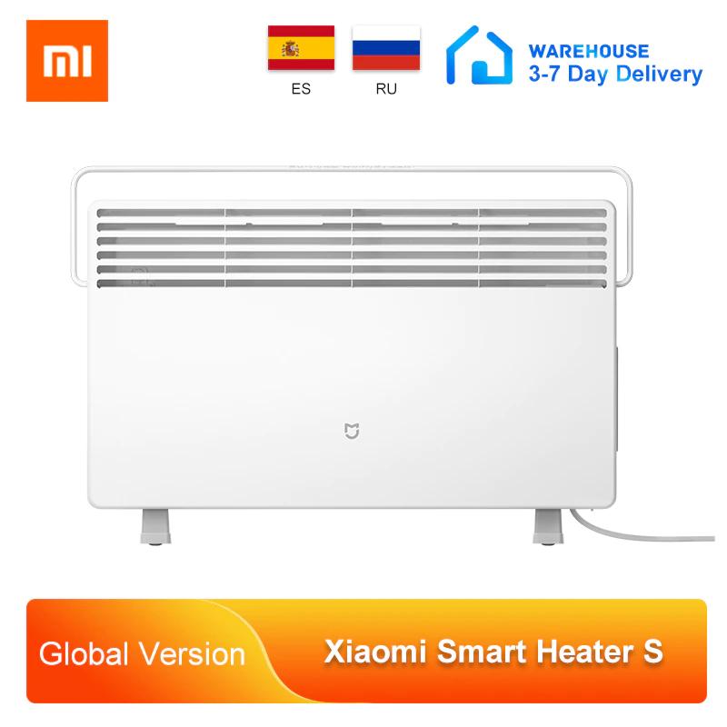 Radiateur électrique connecté Xiaomi MiJia Smart Heater S - 2200 W (entrepôt France)