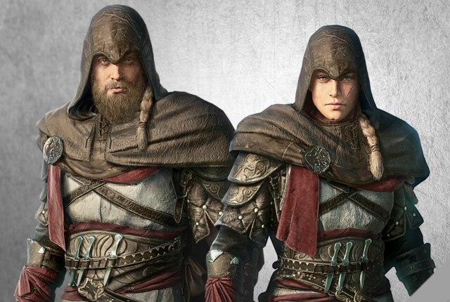 Tenue de Basim gratuite pour Assassin's Creed Valhalla sur PC, PS4, PS5, Xbox One, XBSX et Stadia (Dématérialisé)