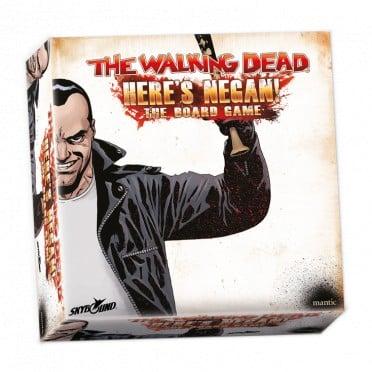 Jeu de société The Walking Dead Here's Negan