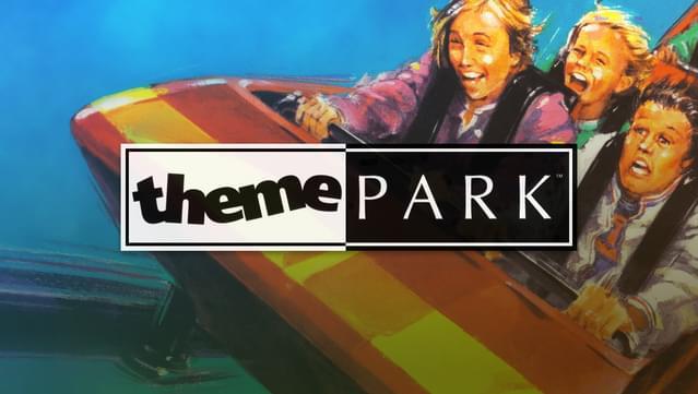 Jeu Theme Park sur PC (Dématérialisé, GOG)