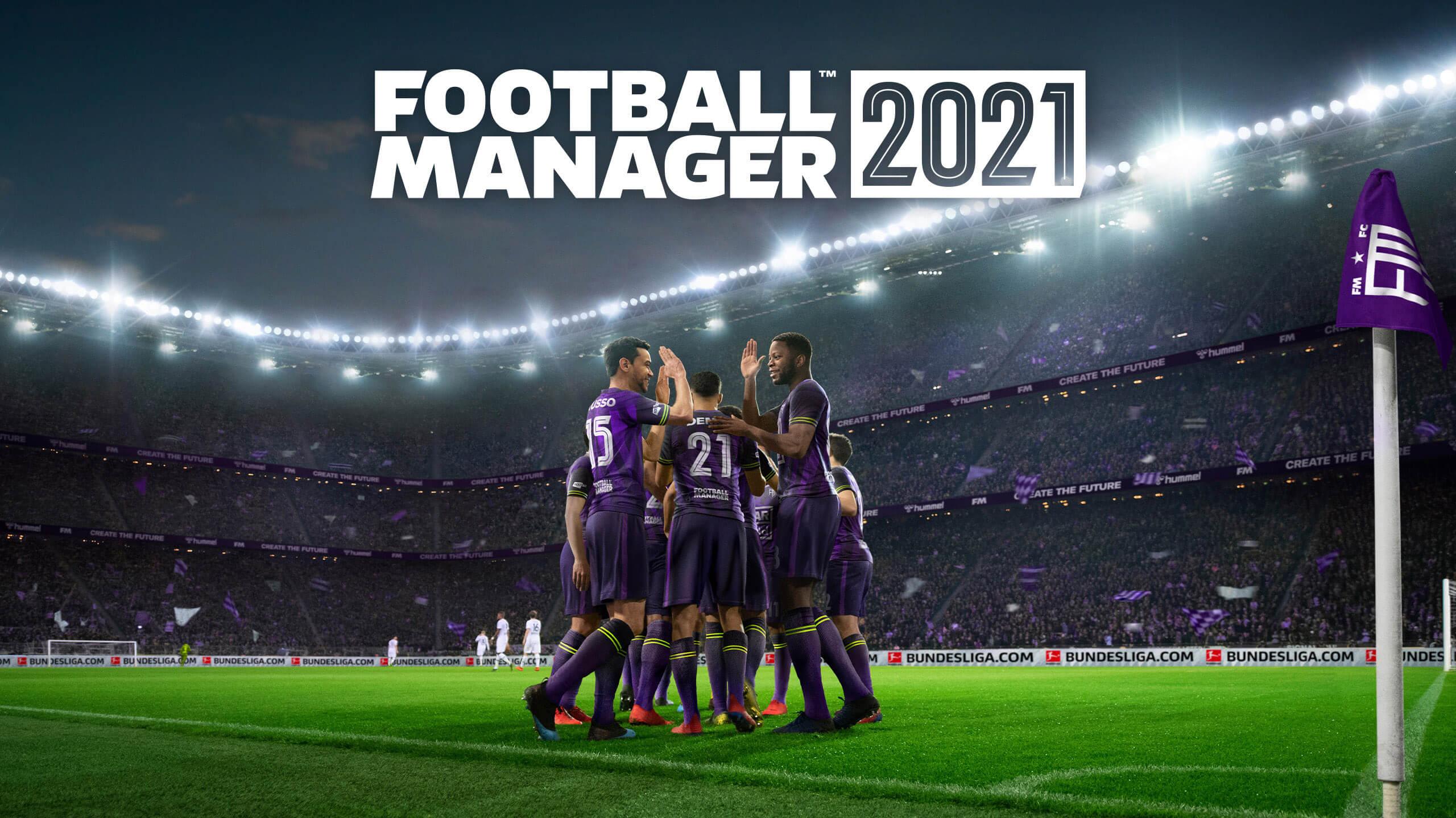 Football Manager 2021 sur PC (Dématérialisé)
