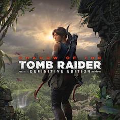 Jeu Shadow of the Tomb Raider Definitive Edition sur PS4 (Dématérialisé)
