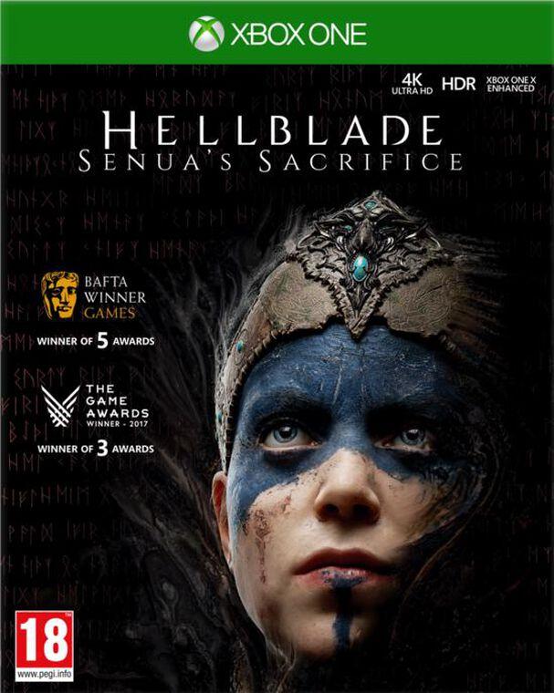Sélection de jeux en promotion - Ex : Hellblade Senua's Sacrifice sur Xbox One à 9,99 euros