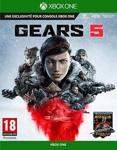 Gears 5 sur Xbox One