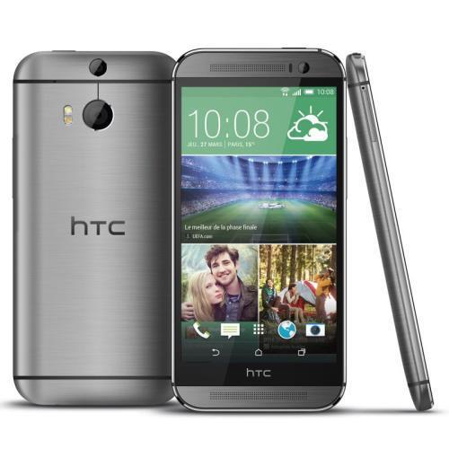 """Smarpthone 5"""" HTC One M8s - Gris, 16 Go (via ODR de 100€)"""