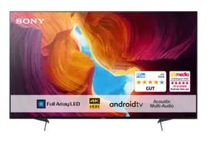 """TV 55"""" Sony KD-55XH9505 BAEP - 4K UHD, Full LED, 100 Hz, Android TV (Frontaliers Suisse)"""