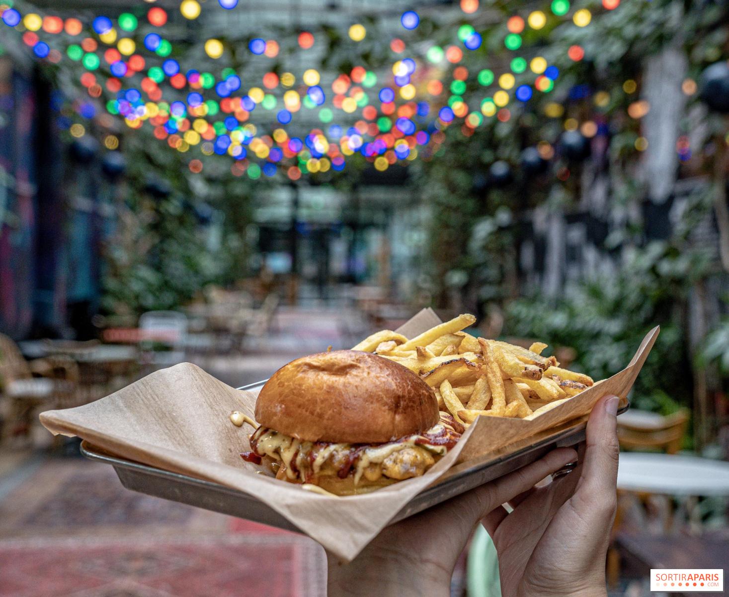 [Etudiants] Menus Burger Gratuits - Restaurant La Felicita Paris (75)