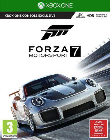 Forza Motorsport 7 sur Xbox One