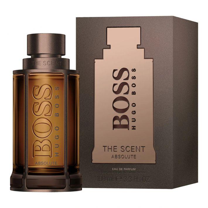 Eau de Parfum Hugo Boss The Scent Absolute pour Homme - 100ml