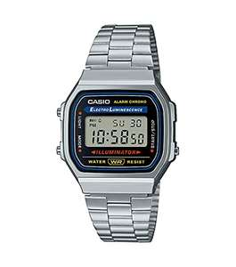 Montre digitale Casio Collection A168WA-1YES