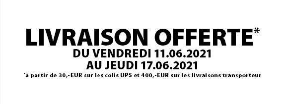 Livraison gratuite dès 30€ d'achat sur les livraisons UPS & dès 400€ d'achat sur les livraisons transporteurs - JYSK.fr