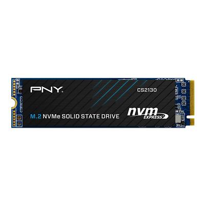 SSD Interne M2 NVMe PNY CS2130 (reconditionné) - 500 Go (43€ via PARTENAIREPME21)