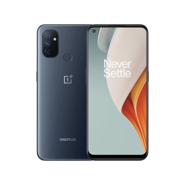 """Smartphone 6.52"""" OnePlus Nord N100 - 4 Go de RAM, 64 Go (Vendeur tiers)"""