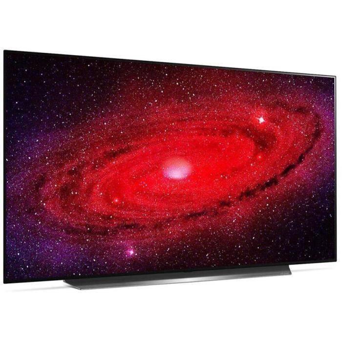 "TV 65"" LG 65CX3 - 4K UHD, HDR 10, OLED, 100 Hz, Dolby Vision, Smart TV"