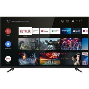 "TV 50"" Continental Edison - UHD 4K, Android TV, QLED"