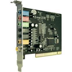Carte son interne PCI 7.1 Sweex SC015 port inclus (Carte wifi 300mpbs à 16€ voir description)