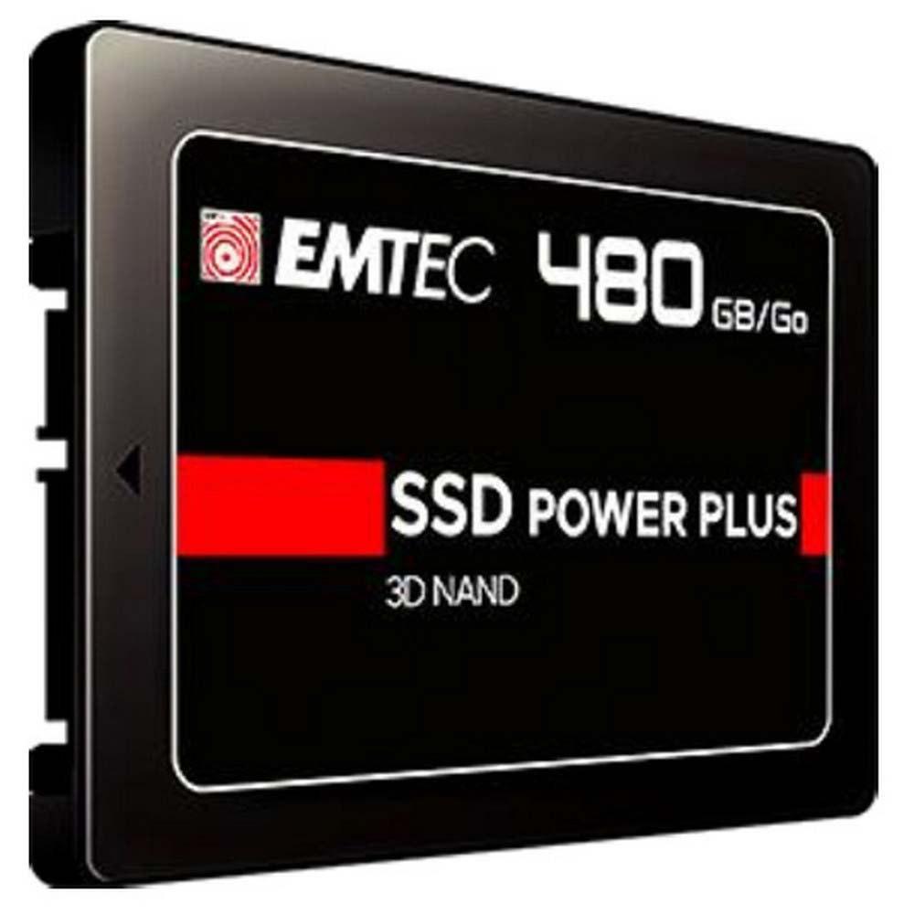 "SSD interne 2.5"" Emtec X150 Power plus - 480 Go"