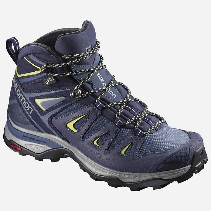 Chaussures de randonnée femme Salomon X Ultra 3 Mid