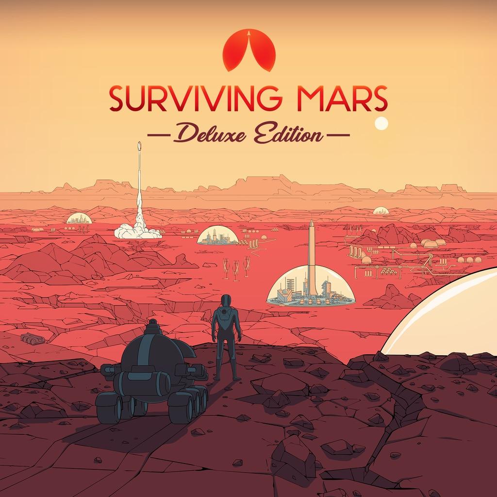 Surviving Mars Deluxe Edition Gratuit sur PC (Dématérialisé - Steam)