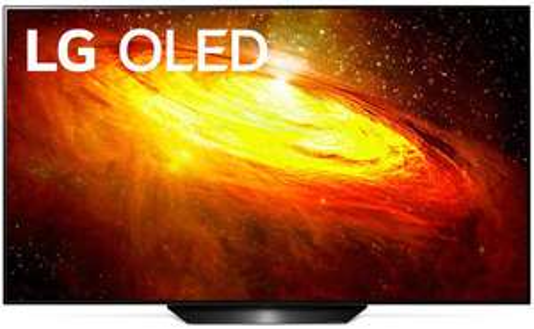 "TV OLED 55"" LG OLED55BX - 4K UHD, 100 Hz, HDR 10 Pro, Dolby Vision & Atmos, Smart TV (Via remise panier)"