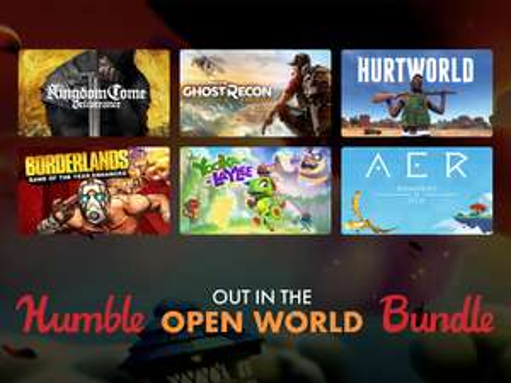 Out in the Open World Bundle - AER Memories of Old à partir d'un euro (Dématérialisé - Steam)