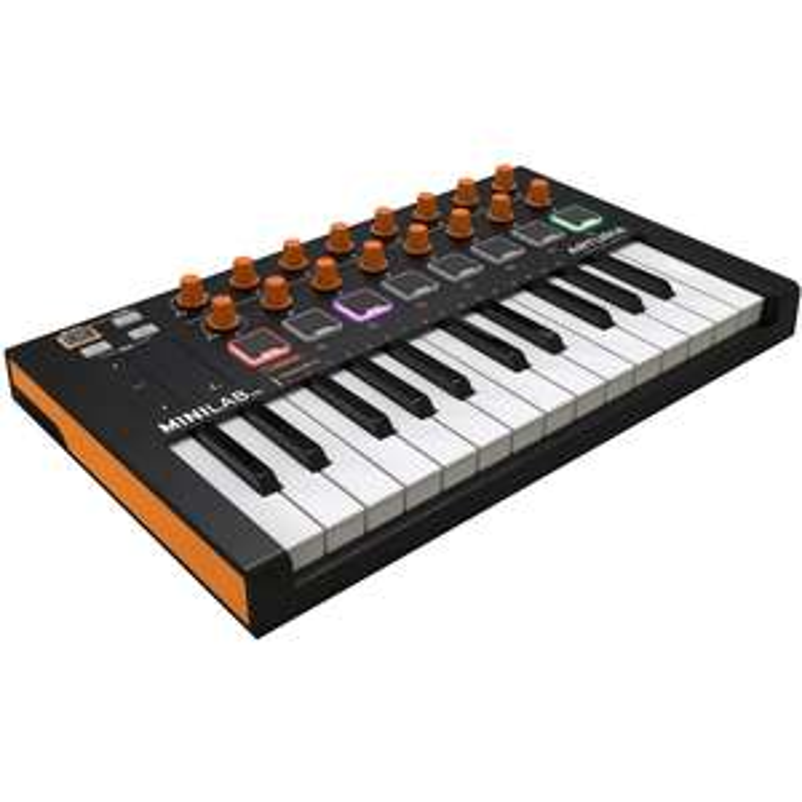 Clavier midi minilab mk2 Arturia - Orange